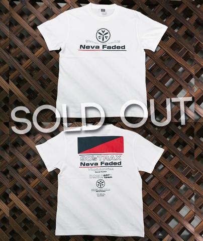"""【Seven Art Value】""""7AV-AV7"""" 5.6 Oz. T shirt /color:WHITE"""