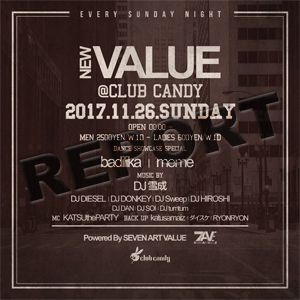HIPHOP PARTY 『NEW VALUE』REPORT.004